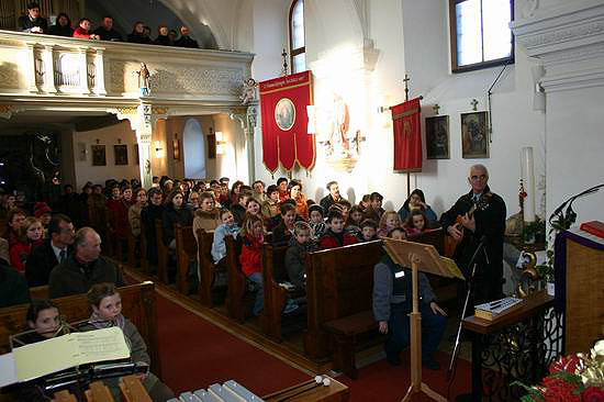 Advent in Rohr 2005